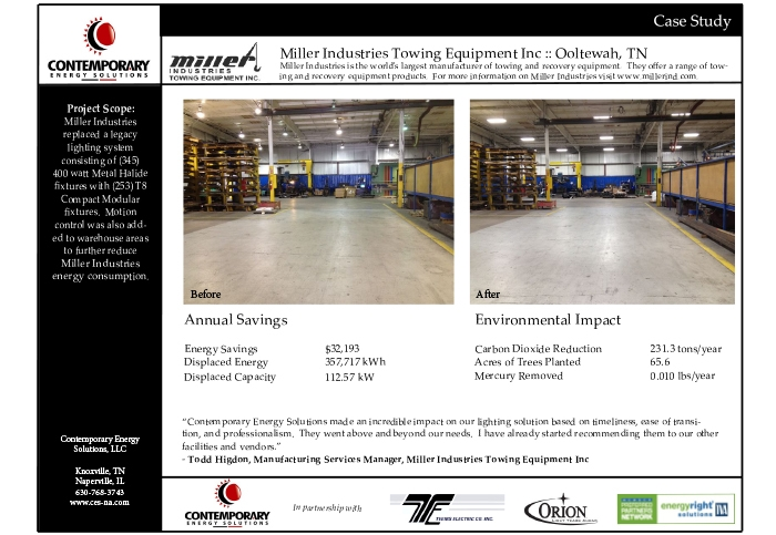 Miller Industries Towing Equipment Inc - Ooltewah, TN - Contemporary